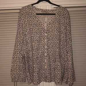 NEW WITH TAGS Loft blouse.